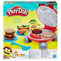 Игровой набор 'Бургер гриль' Play-Doh Hasbro