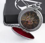 фото Коллекционные механические карманные часы Assassins Creed Unity #2