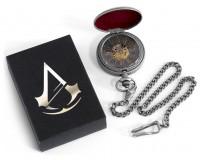 фигурка Коллекционные механические карманные часы Assassins Creed Unity