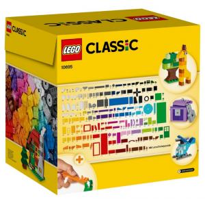 фото Конструктор LEGO 'Набор Для Веселого Конструирования' (10695) #5