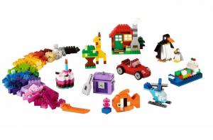 фото Конструктор LEGO 'Набор Для Веселого Конструирования' (10695) #3