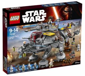 Конструктор LEGO 'Шагающий Штурмовой Вездеход At-Te Капитана Рекса' (75157)