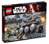 Конструктор LEGO 'Турботанк клонов' (75151)