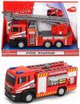 Пожарная машина Dickie Toys 'MAN' с подвижными частями