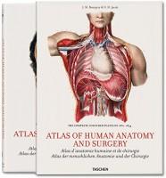 Книга Bourgery: Atlas of Anatomy and Surgery (комплект из 2 книг)