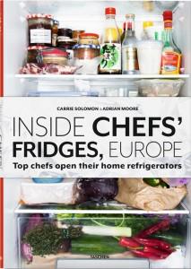 Книга Inside Chefs' Fridges, Europe: Top chefs open their home refrigerators