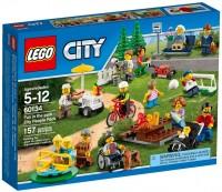 Конструктор LEGO 'Развлечения В Парке Для Жителей Города' (60134)