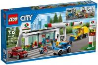 Конструктор LEGO 'Станция Техобслуживания 2 В 1' (60132)