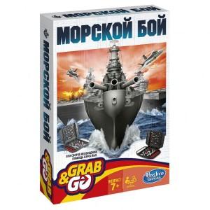 Игра 'Морской бой' (дорожная версия)