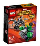 Конструктор LEGO 'Халк Против Альтрона' (76066)
