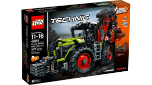 Конструктор LEGO 'Трактор Claas Xerion 5000 TRAC VC' (42054)