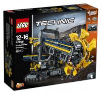 Конструктор LEGO 'Роторный Экскаватор' (42055)