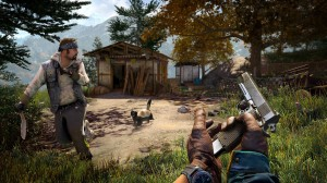 скриншот Набор Far Cry 4 + Far Cry Primal PS4 - Русская версия #3