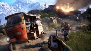 скриншот Набор Far Cry 4 + Far Cry Primal PS4 - Русская версия #5
