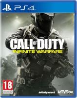 игра Call of Duty: Infinite Warfare PS4