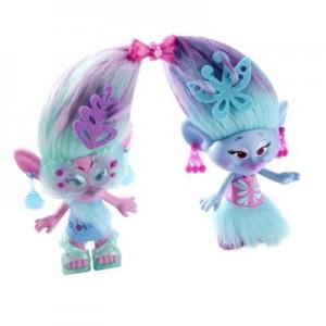 фото Набор Trolls 'Тролли. Модные близнецы' (B6563) #3
