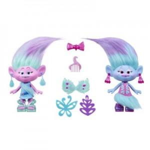 фото Набор Trolls 'Тролли. Модные близнецы' (B6563) #4