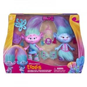 Набор Trolls 'Тролли. Модные близнецы' (B6563)