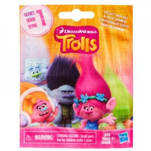 Набор Trolls 'Тролли в закрытой упаковке' (B6554)