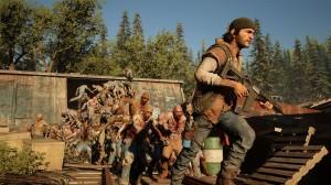 скриншот Days Gone PS4 - Жизнь после - Русская версия #7