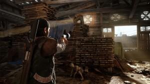 скриншот Days Gone PS4 - Жизнь после - Русская версия #4