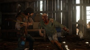 скриншот Days Gone PS4 - Жизнь после - Русская версия #2