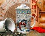 Подарок Кружка-заварник 'Мелодия чаепития'