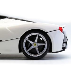 фото Автомодель - LAFERRARI (Bburago, красный, белый, 1:24) #5