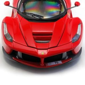 фото Автомодель - LAFERRARI (Bburago, красный, белый, 1:24) #8