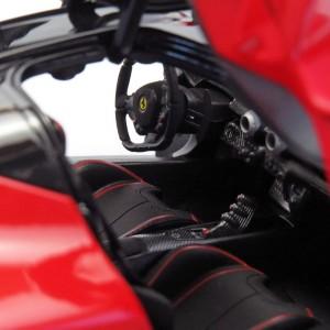 фото Автомодель - LAFERRARI (Bburago, красный, белый, 1:24) #11