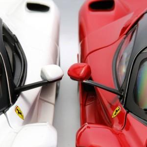фото Автомодель - LAFERRARI (Bburago, красный, белый, 1:24) #6