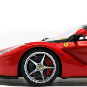фото Автомодель - LAFERRARI (Bburago, красный, белый, 1:24) #9