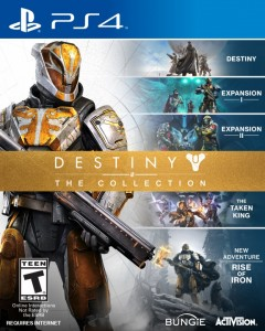 игра Destiny. The Collection PS4