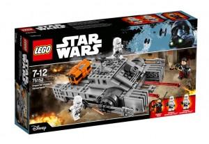 Конструктор LEGO 'Имперский десантный танк' (75152)
