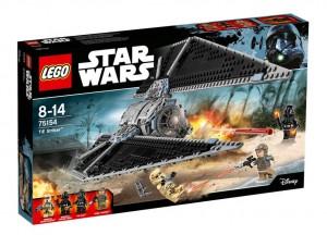 Конструктор LEGO 'Истребитель TIE Striker' (75154)