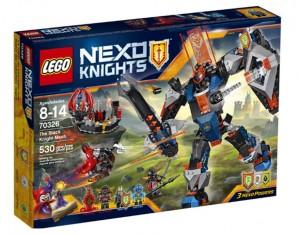 Конструктор LEGO 'Робот Черного рыцаря' (70326)