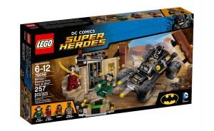 Конструктор LEGO 'Бэтмен: Спасение от Ра'с аль Гула' (76056)