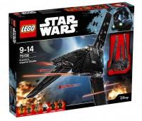 Конструктор LEGO 'Имперский шаттл Кренника' (75156)