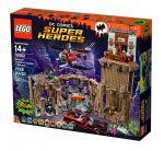 Конструктор LEGO 'Логово Бэтмена (Бэтпещера)' (76052)