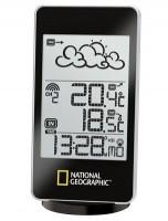 Метеостанция National Geographic Basic black (923038)