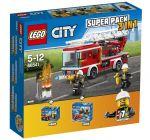 Конструктор LEGO 'Комбинированный набор 'Пожарная служба' (66541)