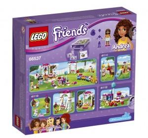 фото Конструктор LEGO 'Комплексный Набор LEGO Friends' (66537) #4