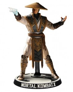 фигурка Фигурка Mortal Kombat X. Raiden (10 см)