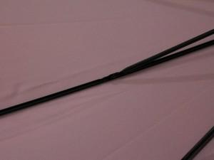 фото Зонт-трость 'Радуга' купольный (белый) #3