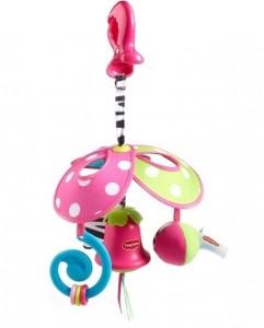 Мини-мобайл на прищепке Tiny Love 'Pack & Go Крошка Принцесса' (1109900458)
