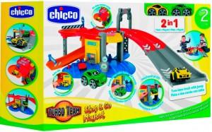 Гараж для машинок Chicco Stop Go (07414.00)