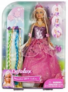 Кукла 'Lucy с косичками' (8182)