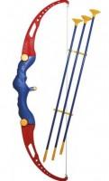 Игрушечный лук со стрелами 'Охотник' ЛК–3/10 (MY47877)