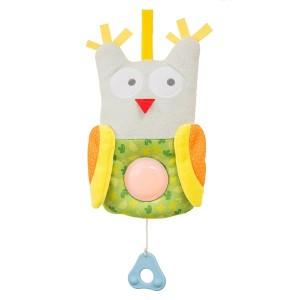 Музыкальная игрушка 'Сонная Сова': два в одном