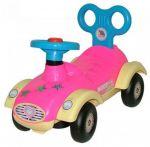 Каталка-автомобиль для девочек 'Сабина' (7970)